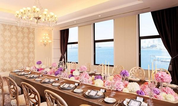 家族婚だからこそ会費制に!東京で会費制結婚式ができる会場3選