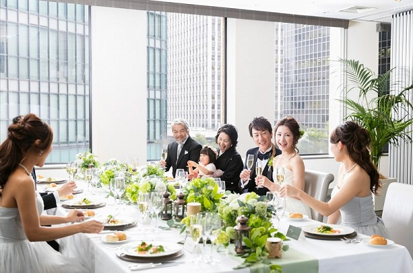 会費制でも素敵な結婚式が叶う!大阪で会費制結婚式ができる会場3選