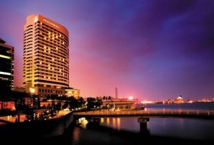 ホテル インターコンチネンタル 東京ベイのベイサイドビューで叶える家族婚