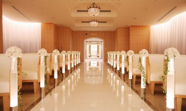 少人数の家族婚を気品あるチャペルで!名古屋おすすめ3選