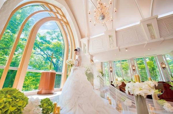 少人数の家族婚を仙台市青葉区で!家族挙式おすすめチャペル3選