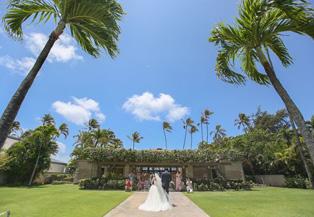 家族婚ならハワイのチャペルで!家族挙式RESORTおすすめ2選