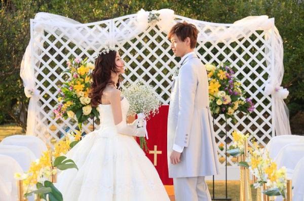 【関東3選】ガーデンのあるチャペルで少人数の家族婚を!
