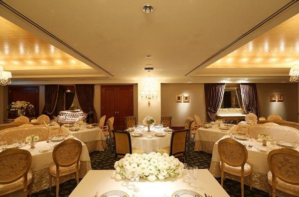 会費制結婚式はホテルインターコンチネンタル東京ベイで!Part1