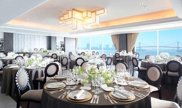 会費制結婚式はホテルインターコンチネンタル東京ベイで!Part2