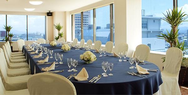【熊本3選】少人数の家族婚を和やかなお食事会結婚式に!