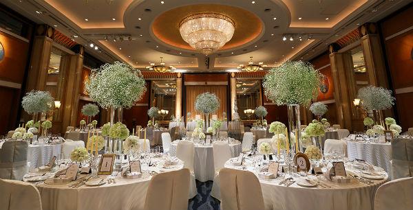 創業100周年を迎える、伝統の「ヒルトン名古屋」でお食事会結婚式を