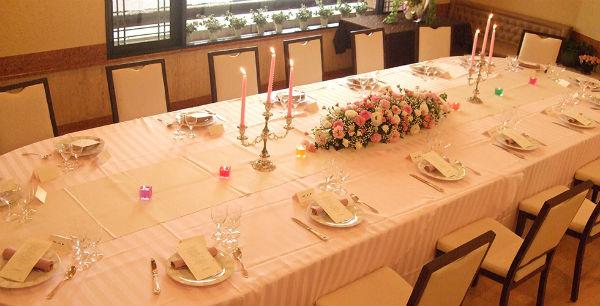 アクセス抜群!ホテル広島ガーデンパレス「メイプル」でお食事会結婚式を