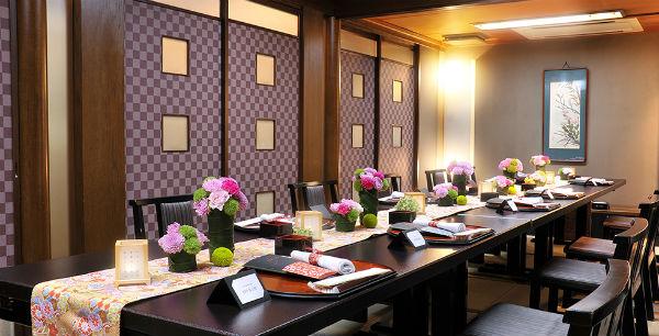 瀬戸内の味を楽しめるひろしま国際ホテル「芸州本店」でお食事会結婚式!