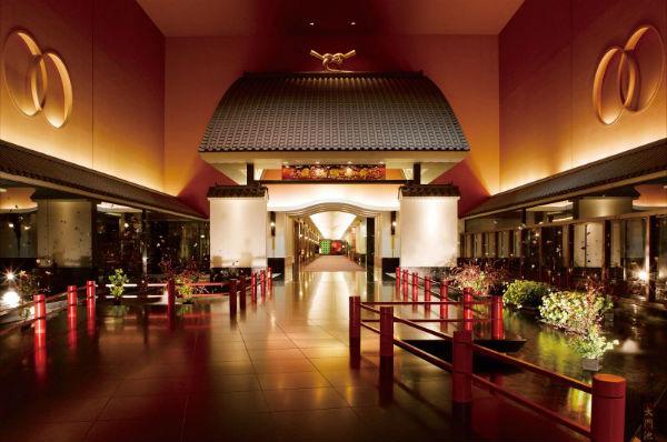 「目黒雅叙園(ホテル雅叙園東京)」で伝統美と共に家族婚を!