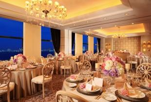 ホテルインターコンチネンタル東京ベイでお食事会結婚式!