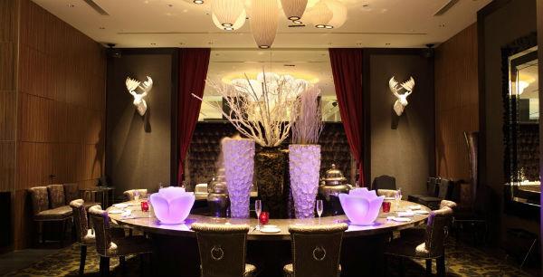 ホテルインターコンチネンタル東京ベイのレストランでお食事会結婚式!