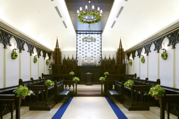 日本初の総合結婚式場「ホテル雅叙園東京」でハイグレードな家族挙式!
