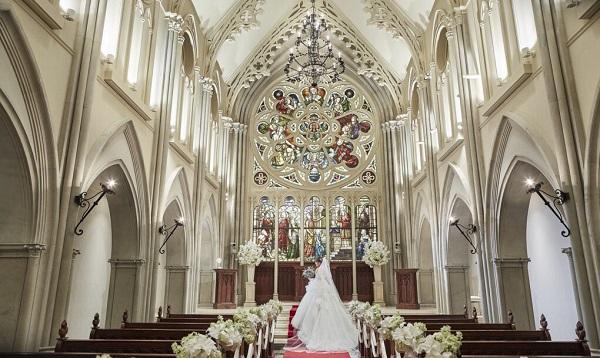 横浜でワンランク上のチャペル婚が叶う!家族挙式おすすめチャペル3選