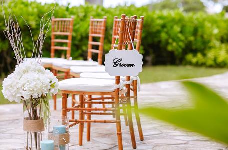 家族挙式の「ガーデンプラン」で憧れのハワイウエディングを!