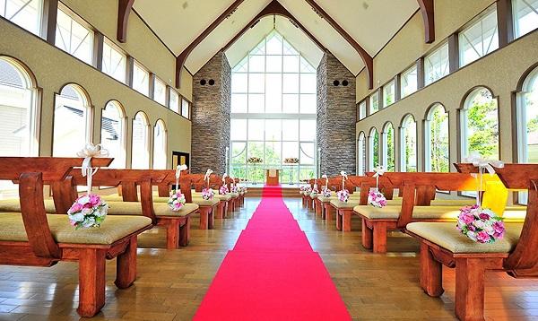 広島県でワンランク上の結婚式を!家族挙式厳選チャペル3選