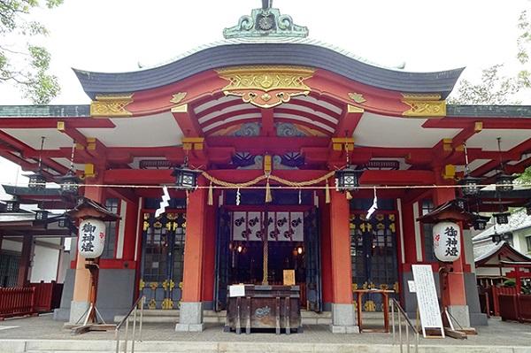 由緒ある「御霊神社」で、神社婚を叶える