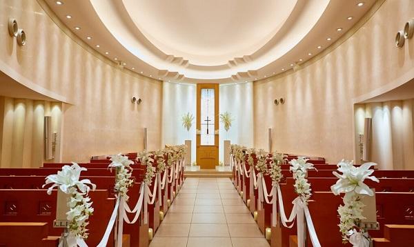 【浜松町】チャペル婚ならホテルインターコンチネンタル東京ベイで!