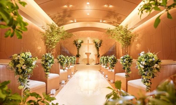 家族挙式をホテルで!横浜エリアおすすめホテル厳選2選!