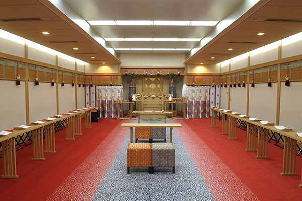 【岡山2選】岡山駅直結!神社婚が叶うホテル&パーティー会場を紹介