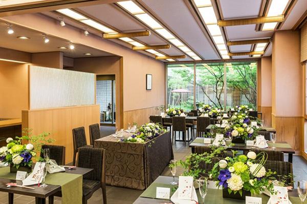 福岡のおしゃれエリアに建つ、ハイグレードなKKRホテル博多