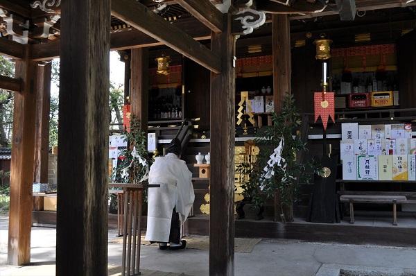 理想通りの神社婚は、奈良時代から続く梅宮大社で