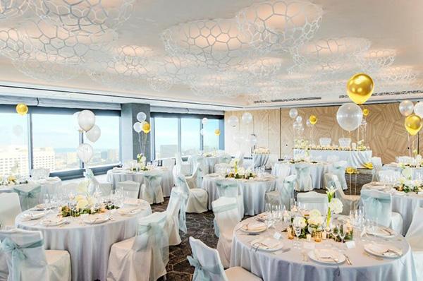 グローバルブランド・ヒルトン大阪で叶うワンランク上の結婚式