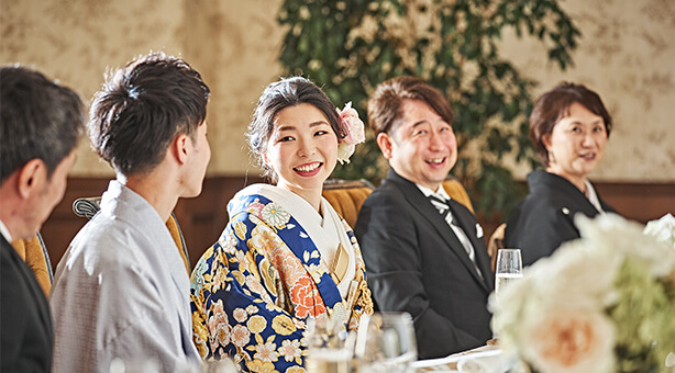 6名様 神社挙式+会食プラン