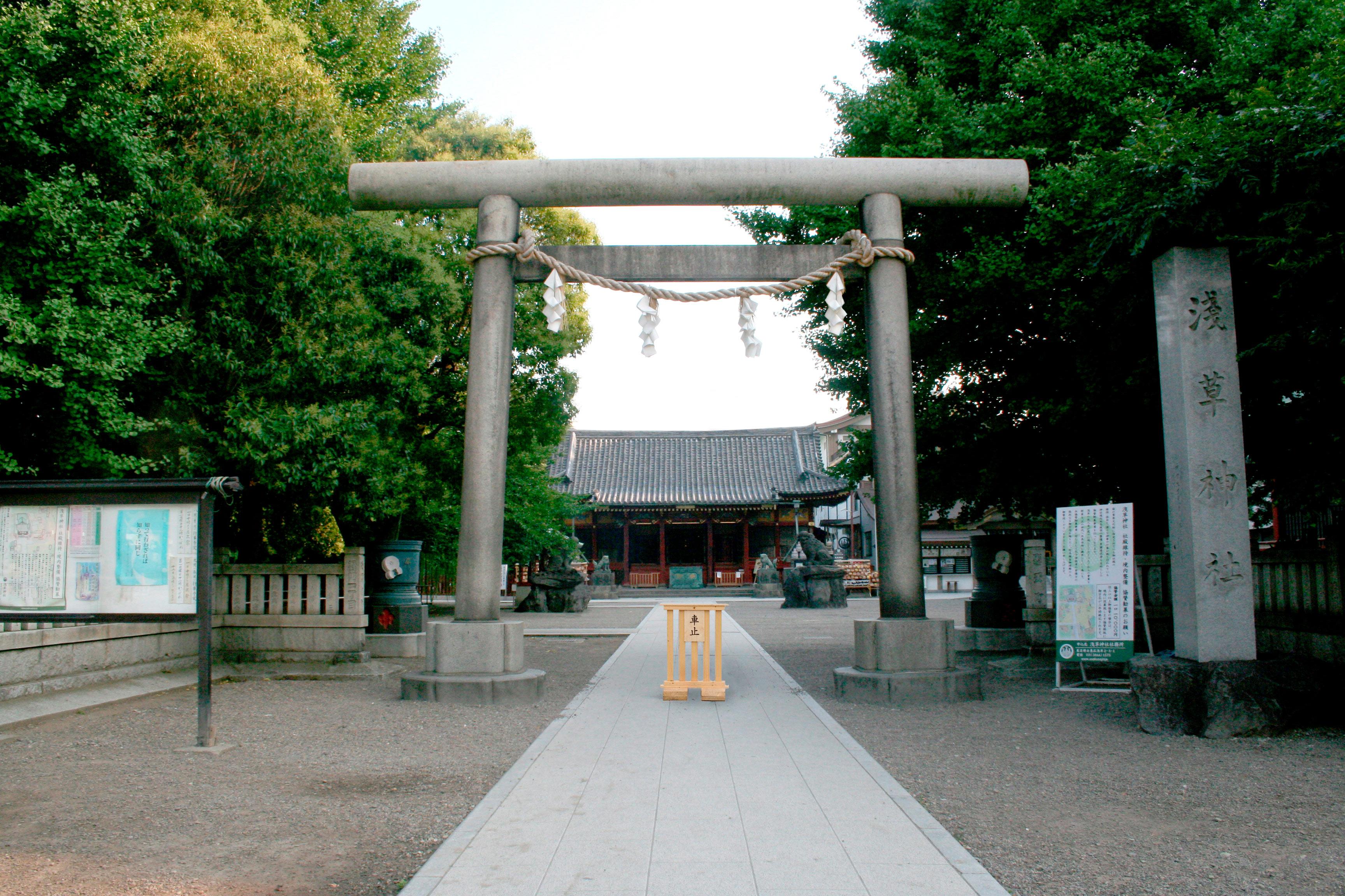 浅草神社ギャラリー