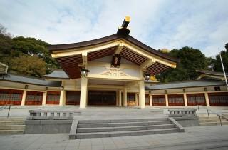 愛知縣護国神社ギャラリー