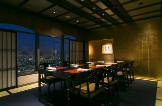 帝国ホテル 大阪 大阪 なだ万