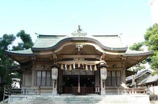 坐摩神社ギャラリー