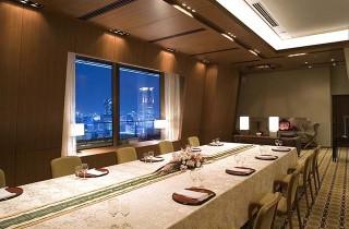 ホテルグランヴィア大阪 クリスタルルーム