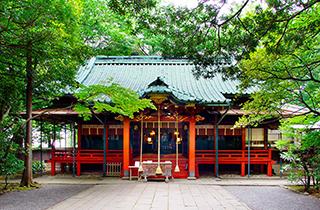 赤坂氷川神社ギャラリー