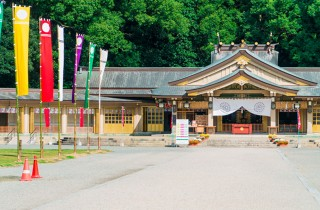 福岡縣護国神社ギャラリー
