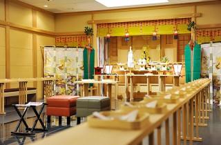 福山ニューキャッスルホテルギャラリー