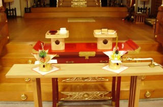 難波神社ギャラリー