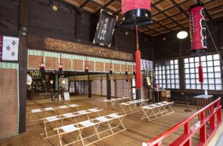 日吉神社(久留米宗社)ギャラリー
