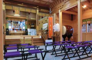 久伊豆神社ギャラリー