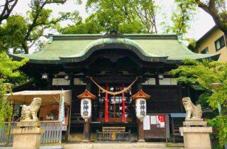海老江八坂神社ギャラリー