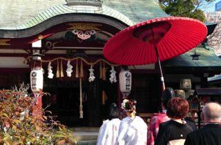 開口神社ギャラリー
