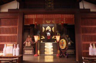 元祇園 梛神社ギャラリー