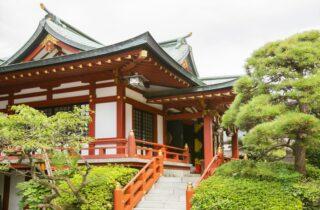 東大島神社ギャラリー