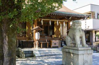 鎧神社ギャラリー