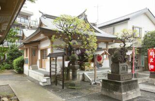 穏田神社ギャラリー