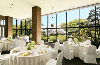 萃香園ホテル ガーデンホール