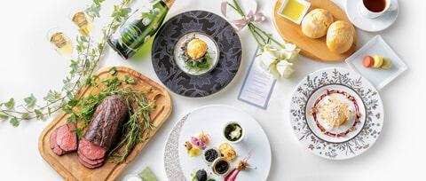 家族挙式の料理について
