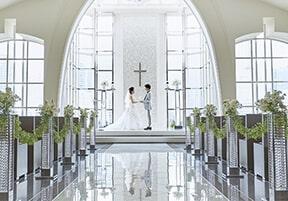 家族挙式・家族婚のチャペル挙式プラン