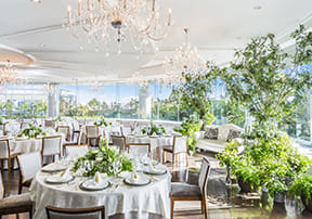 家族挙式・家族婚のチャペル挙式+30名披露宴プラン