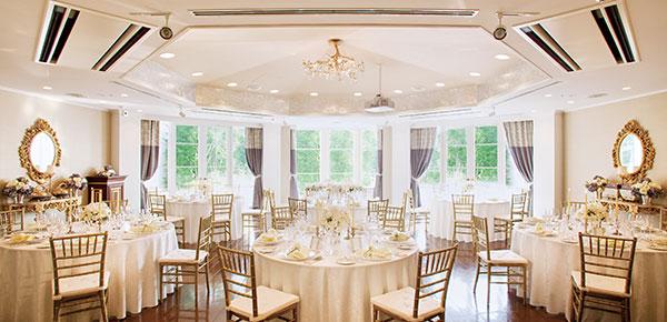 家族挙式・家族婚の挙式+30名・40名披露宴プラン
